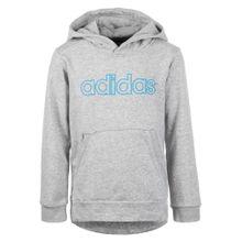 ADIDAS PERFORMANCE Pullover hellblau / graumeliert
