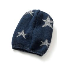 Alba Moda Mütze dunkelblau Damen