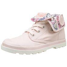 Palladium Damen Baggy Low LP Hohe Sneaker, Pink (Rose Water/Marshmallow L73), 41 EU