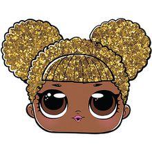 Maske L.O.L. Surprise Queen Bee Mädchen Kinder