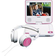 Lenco DVD-Player DVP-710 pink