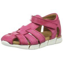 Bisgaard Unisex-Kinder Sandalen Geschlossene, Pink (4001 Pink), 23 EU