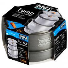 360 Degrees - Furno Large Cook Set - Topf Gr One Size schwarz/grau