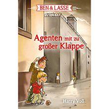 Buch - Ben & Lasse: Agenten mit zu großer Klappe, Band 1