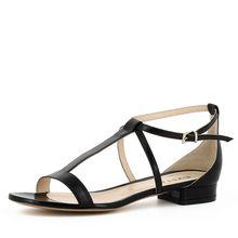 EVITA Damen Sandale SALVINA Klassische Sandalen schwarz Damen