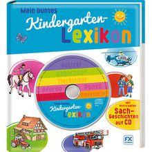 Buch - Mein buntes Kindergartenlexikon, mit Audio-CD