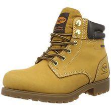 Dockers by Gerli Damen 35XE208-300 Combat Boots, Gelb (Golden Tan 910), 40 EU