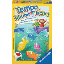 Mitbringspiel Tempo,  kleine Fische