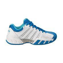 K-Swiss Damen KS Bigshot Light 2.5 Sneaker, Weiß/Blau, 37 EU
