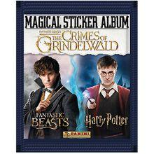 Harry Potter Phantastische Tierwesen 2  BLISTER mit 10 TÜTEN + 1 Special Sticker