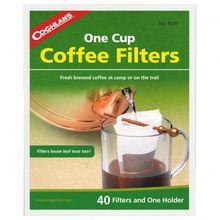 Coghlans - Kaffeefilter weiß