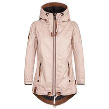 Naketano Female Jacket Kokosnuss Dreams Rose Buffet, L