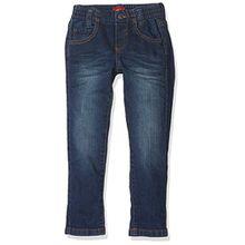 s.Oliver Jungen Jeans 74.899.71.0507, Blau (Blue Denim Stretch 56Z7), 128
