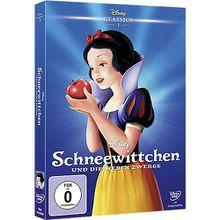 DVD Schneewittchen und die 7 Zwerge (Disney Classics) Hörbuch