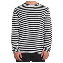 Volcom - Beamer Sweater - Longsleeve Gr M;S;XL grau/schwarz;schwarz/braun/rot/orange