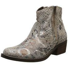 Tamaris Damen 25701 Cowboy Stiefel, Braun (Taupe Comb 344), 40 EU