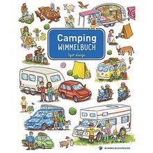 Buch - Camping Wimmelbuch