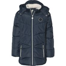 TOM TAILOR Winterjacke nachtblau