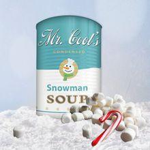 Mr. Cools Condensed Snowman Soup