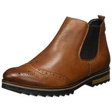 Remonte Damen R2287 Chelsea Boots, Braun (Muskat/Chestnut), 42 EU