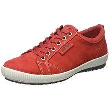 Legero Marano Damen Sneaker, Rot (Samba 62), 37.5 EU (4.5 UK)