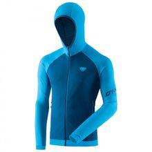 Dynafit - Speed Thermal Hooded Jacket - Fleecejacke Gr L;M;S;XL;XXL blau;schwarz/grau