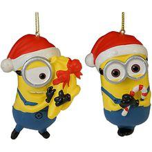 Weihnachtsbaumdekoration Minions
