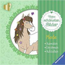 Buch - Meine schönsten Bilder: Pferde