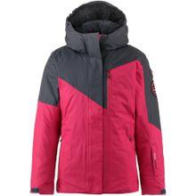 CMP Skijacke dunkelgrau / pink