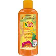 Logona Haarpflege Shampoo Kids Shampoo & Duschgel 200 ml