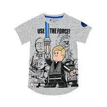 Lego Star Wars Jungen Star Wars T-Shirt 134