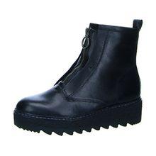 Tamaris Damen Plateau Boot Größe 38 Schwarz (schwarz)