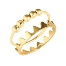 Fräulein Wunder Ring Ringe gold Damen