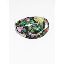 Floral Belt - Green