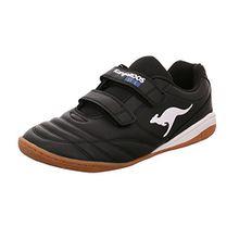 KangaROOS Unisex-Kinder Kangayard 3020 Sneaker, Schwarz (Black), 33 EU