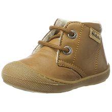 Naturino Baby Jungen 4673 Sneaker, Braun (Braun), 21 EU