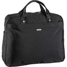 Bugatti Aktentasche Contratempo Business Bag Large Schwarz