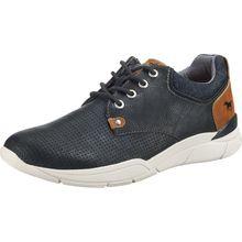 MUSTANG Sneakers Low dunkelblau Herren