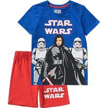 Star Wars Schlafanzug  blau/rot Jungen Kinder