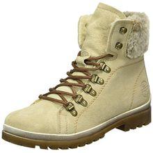 Tamaris Damen 26239 Combat Boots, Braun (Cashmere 371), 37 EU