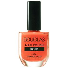Douglas Collection Nagellack Nr. 504 - Orange Jazzy Nagellack 10.0 ml