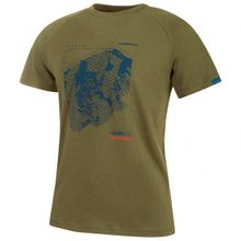 Mammut - Mountain T-Shirt - T-Shirt Gr L;M;S;XL;XXL schwarz;blau;türkis;oliv;rot