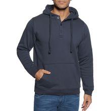 Mishumo Sweatshirt in blau für Herren