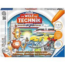 tiptoi® Die Welt der Technik (ohne Stift)