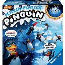 Ravensburger Lustige Kinderspiele Plitsch Platsch Pinguin