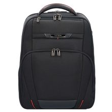 Samsonite Pro-DLX 5 Business Rucksack 45 cm Laptopfach schwarz
