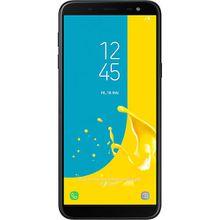 Samsung J600F Galaxy J6 Dual-SIM, black schwarz