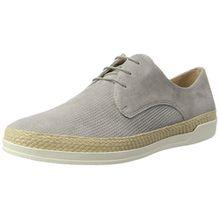 Caprice 23503, Damen Low-Top Sneaker, Grau (LT Grey Suede), 37.5 EU