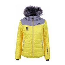 Icepeak - Pridie Damen Skijacke (gelb) - M (38)