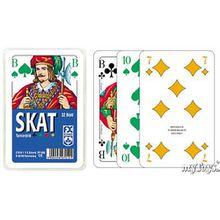 Skat, Turnierkarte